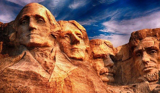 Pixabay Mount Rushmore
