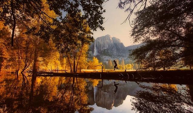 Pixabay - Yosemite National Park