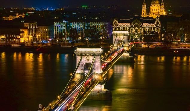 Pixabay - Budapest