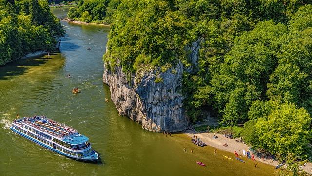 Pixabay - Danube River