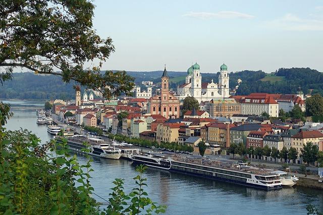 Pixabay - Danube River Germany