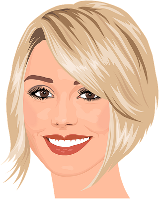 Pixabay - Hair Fashion - Blonde
