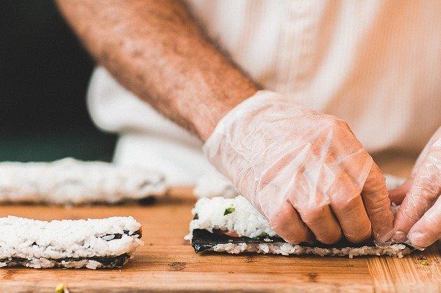 Pixabay - Sushi