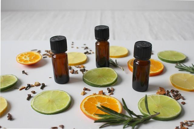 Pixabay - essential oils