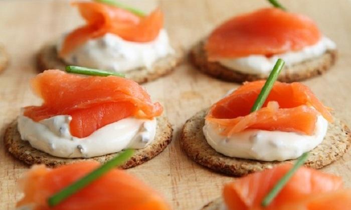 Pixabay - smoked salmon