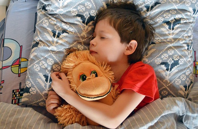 Pixabay - Sleeping children