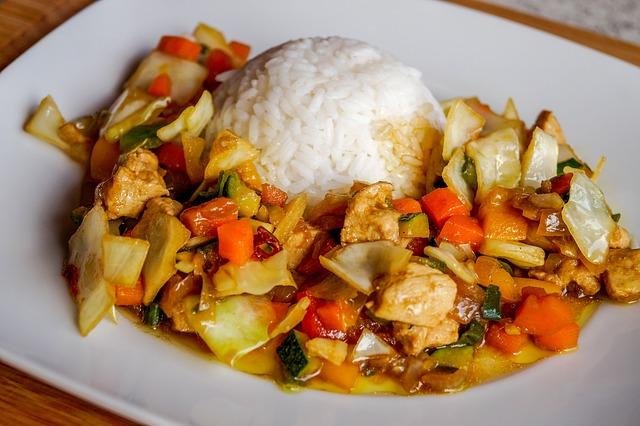 Pixabay - Thai food