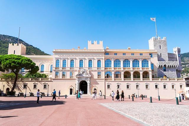 Pixabay - Monaco palace