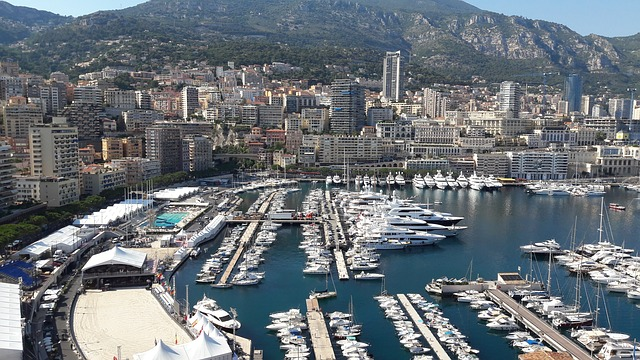 Pixabay - Monte Carlo Port